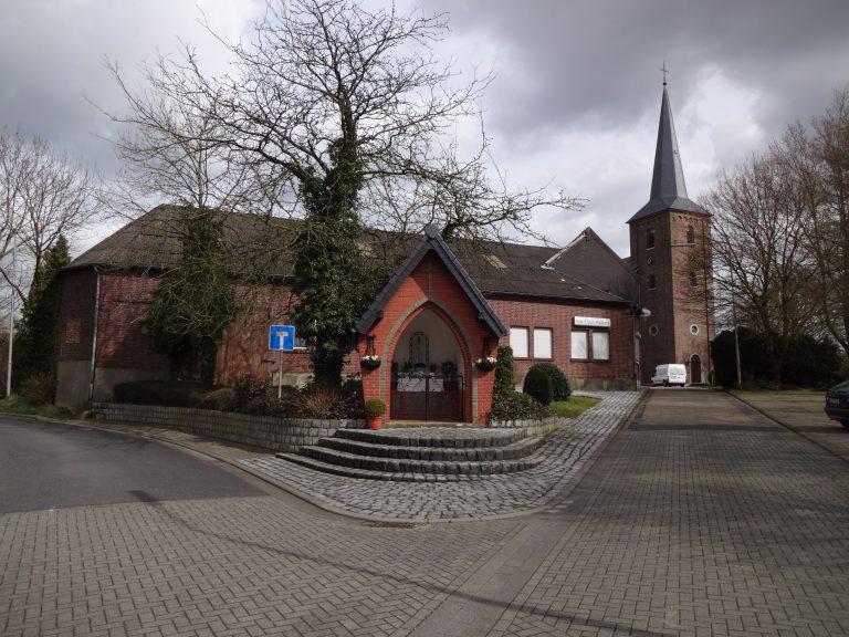 Dorfzentrum Saeffelen vorher