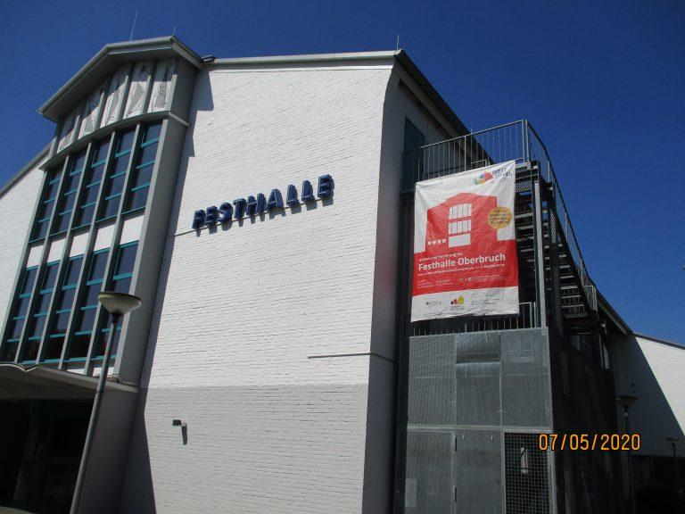 Festhalle Oberbruch Bauschhild