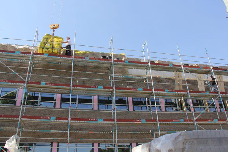 Haus der Kinder Bauarbeiten01